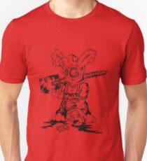 Chainsaw Bunny 2 Unisex T-Shirt