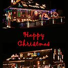 Christmas Lights Card by Andy Harris