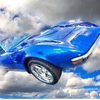 Jet Stream Stingray by Adam Bykowski