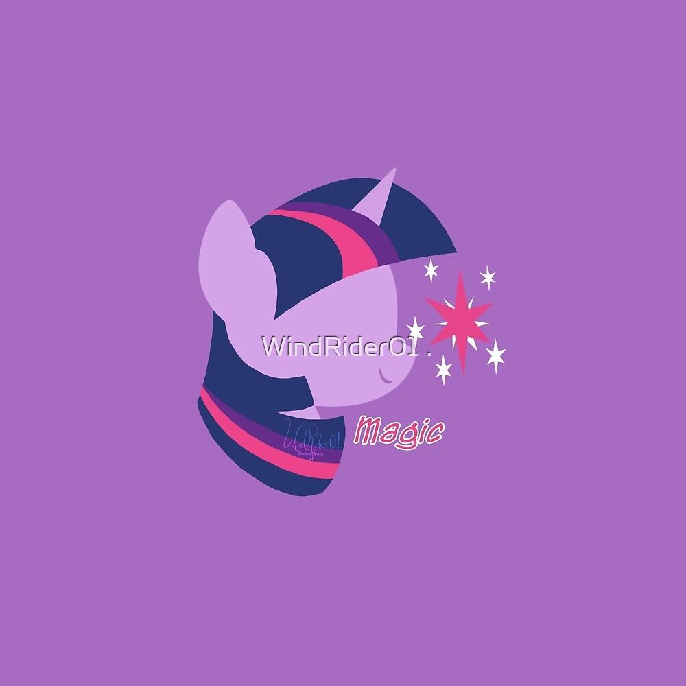 Twilight Sparkle by BarbaraJHarris