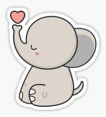 Dessin Kawaii Elephant