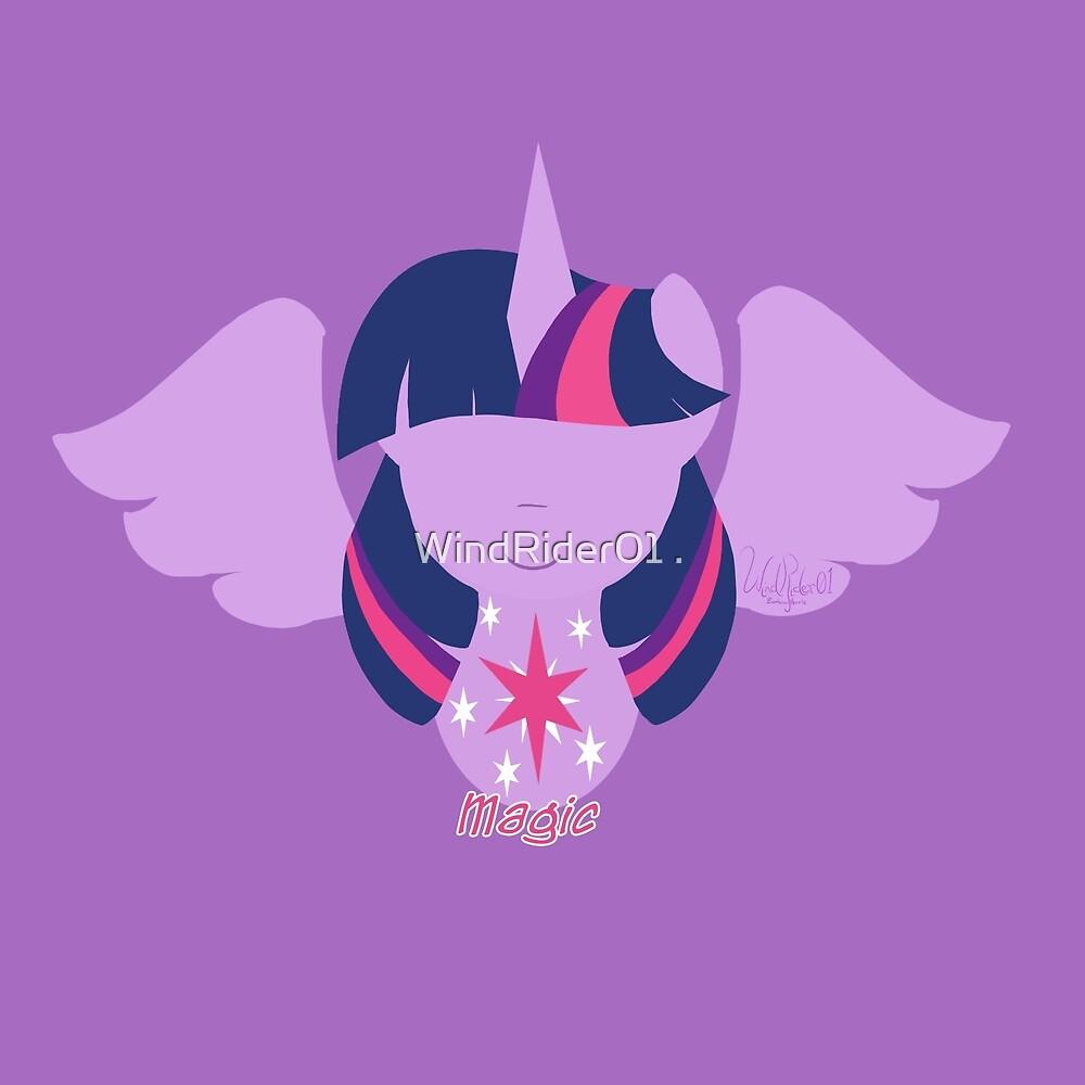 Twilight Sparkle - Alicorn by BarbaraJHarris
