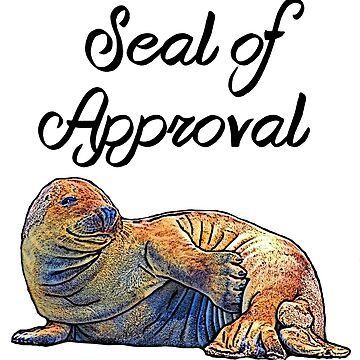 Seal of Approval by Emilyromrell
