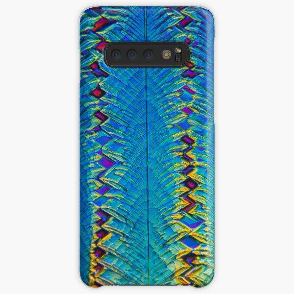 Beta Blue Vitamin Amino Samsung Galaxy Snap Case