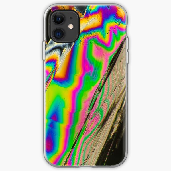 Psychedelic Spirit Visions iPhone Soft Case