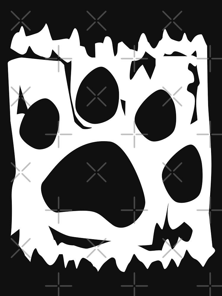 The Art of Woof: White by NerdyDoggo