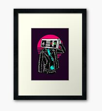 Street Gamers Framed Print