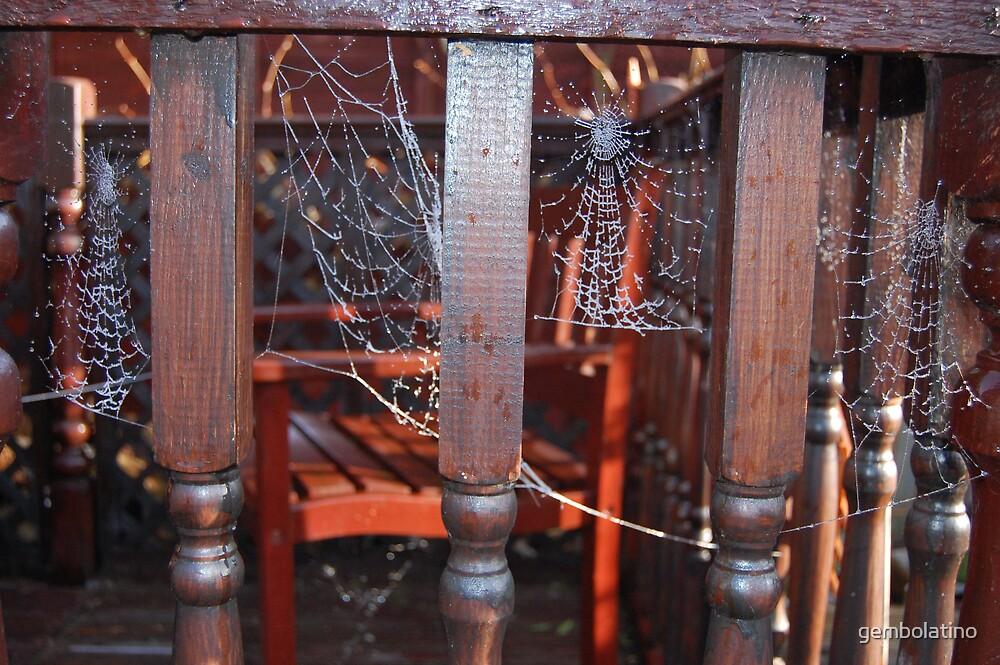 cobwebs! by gembolatino