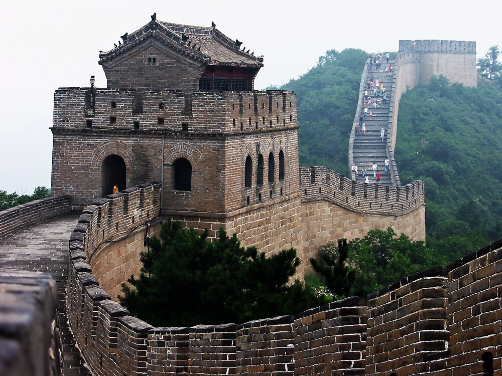 The Great Wall by mypics4u