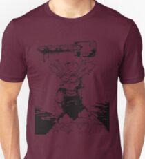 Chainsaw Bunny 3 Unisex T-Shirt