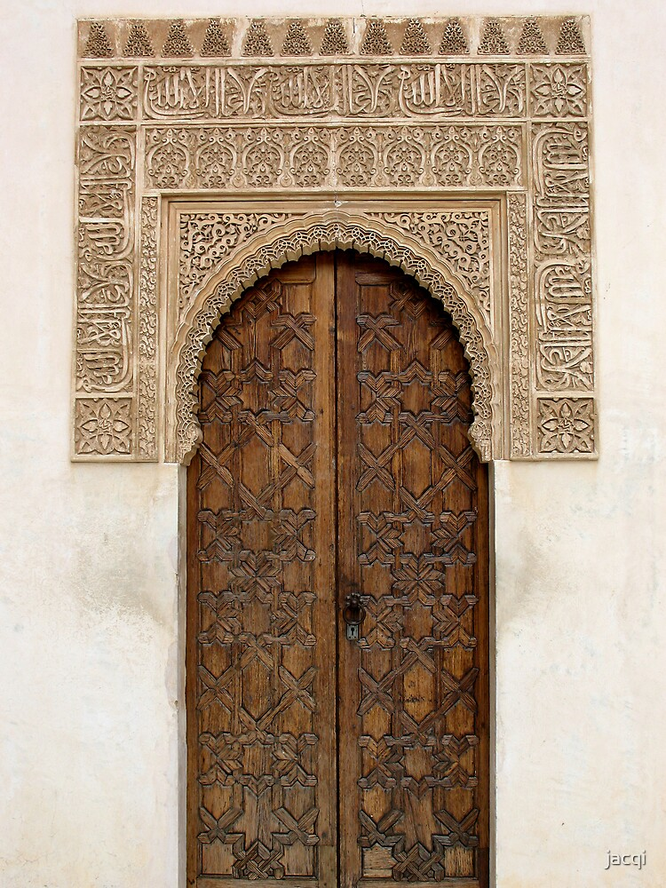 Palace Doorway by jacqi
