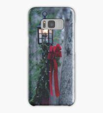 Holiday Post Samsung Galaxy Case/Skin