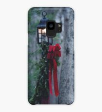 Holiday Post Case/Skin for Samsung Galaxy