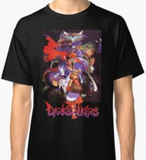 Darkstalkers - Vampire Savior - Dark Stalkers 3 Classic T-Shirt