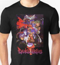 Darkstalkers - Vampire Savior - Dark Stalkers 3 Unisex T-Shirt