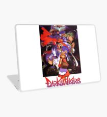 Darkstalkers - Vampire Savior - Dark Stalkers 3 Laptop Skin
