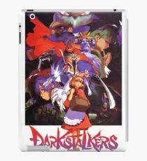 Darkstalkers - Vampire Savior - Dark Stalkers 3 iPad Case/Skin