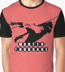 Fast Fourcade  Graphic T-Shirt