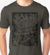 Chainsaw Bunny 4 Unisex T-Shirt