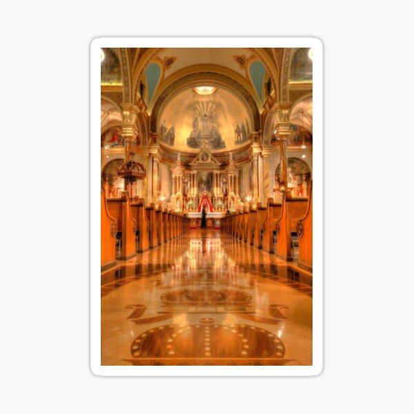 St. John Cantius Church Sticker