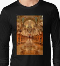 St. John Cantius Church Long Sleeve T-Shirt