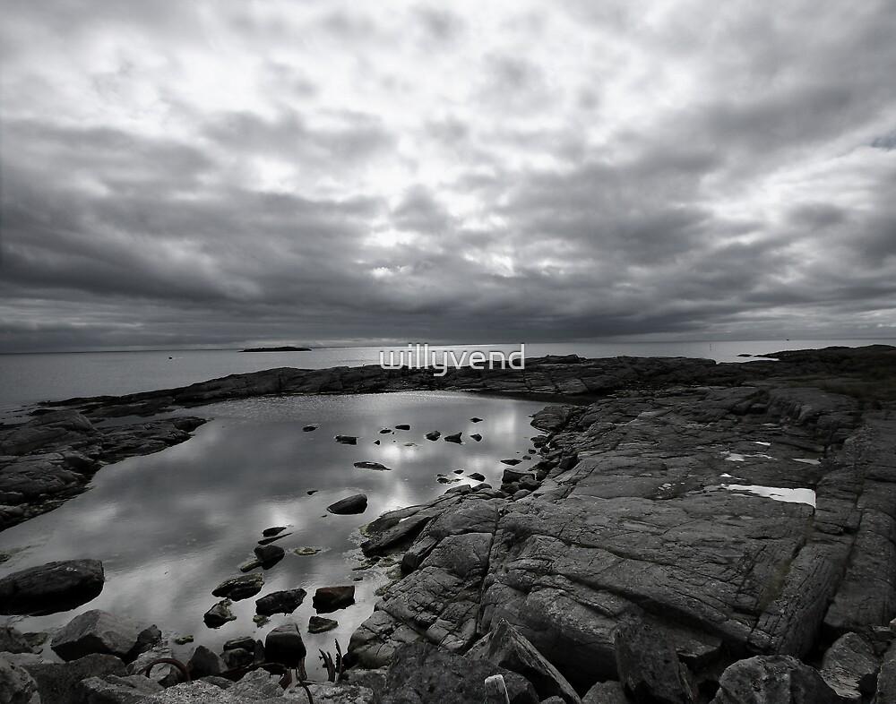Lofoten ambiance by Willy Vendeville