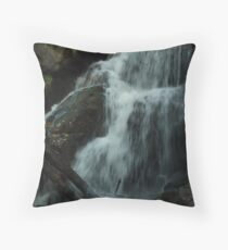 Turtletown Creek East Falls IV Throw Pillow