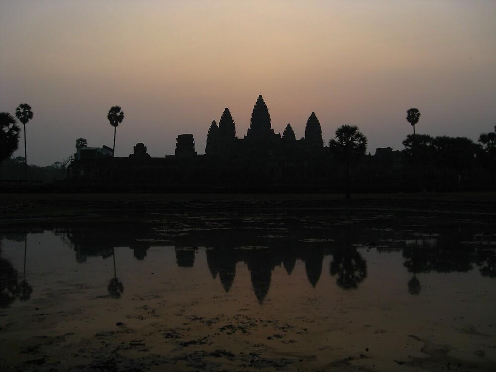 Angkor Wat by mypics4u