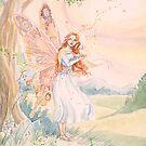 Fairy Sunset by Nicole Cadet