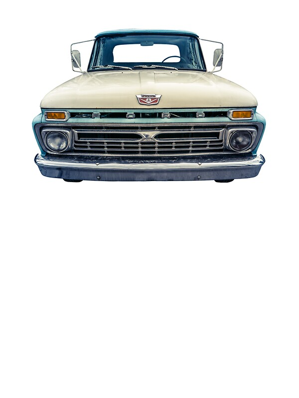 Old Ford Trucks Decals : Quot vintage ford pickup truck stickers by mrdoomits redbubble