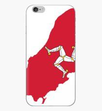 Isle of Man Flag iPhone Case