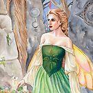 Stone Magick Fairy by Nicole Cadet