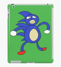Sonic Forces Sanic  iPad Case/Skin