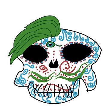 Sugar Skull Jacksepticeye by cheekyghost