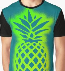 Pineapple Island Vibes Graphic T-Shirt