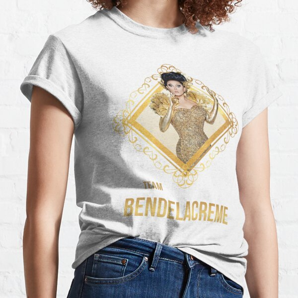 Team BenDeLaCreme All Stars 3 - Rupaul's Drag Race Classic T-Shirt