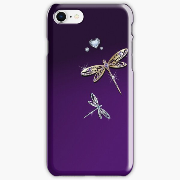 Dragonfly iPhone Snap Case