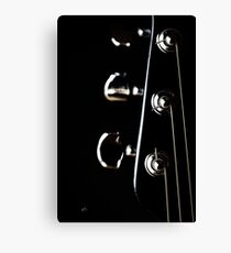 A Sense Of Tune Canvas Print