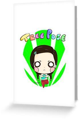 Tree Pose  by Theemptyartist