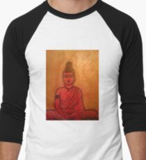 Golden blood buddha T-Shirt