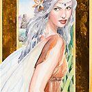 Autumn Fairy by Nicole Cadet