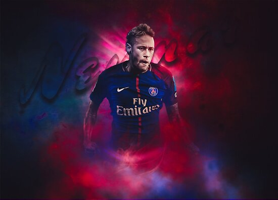 Neymar Jr Wallpaper By Hid03