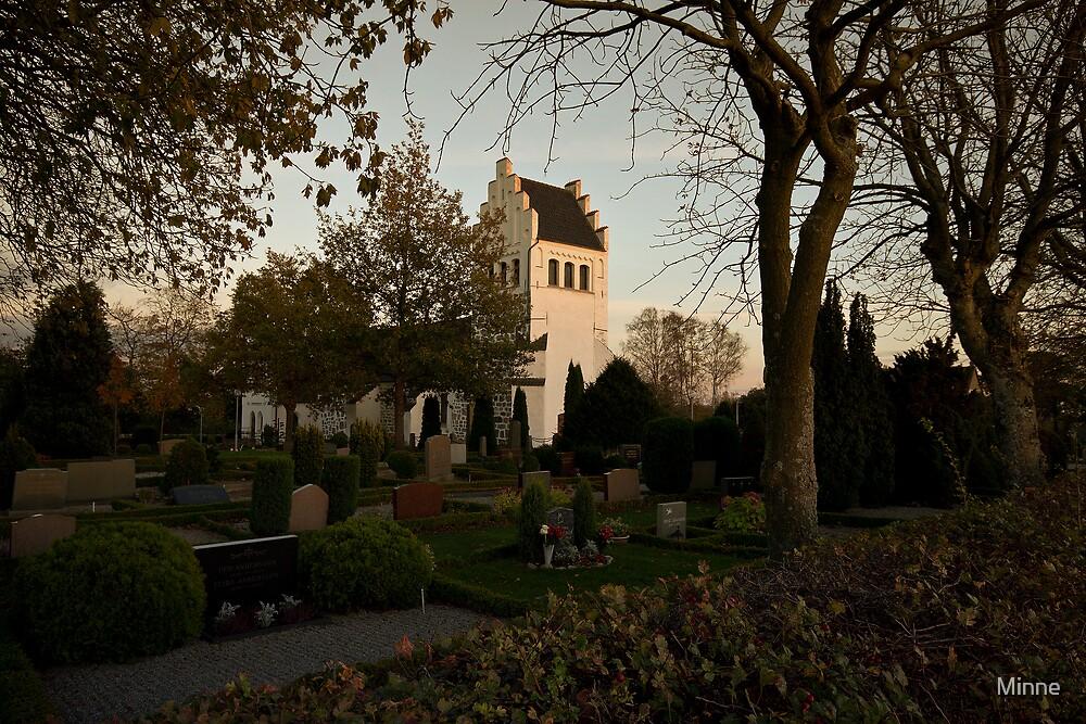 Little Church in Sweden. by Minne
