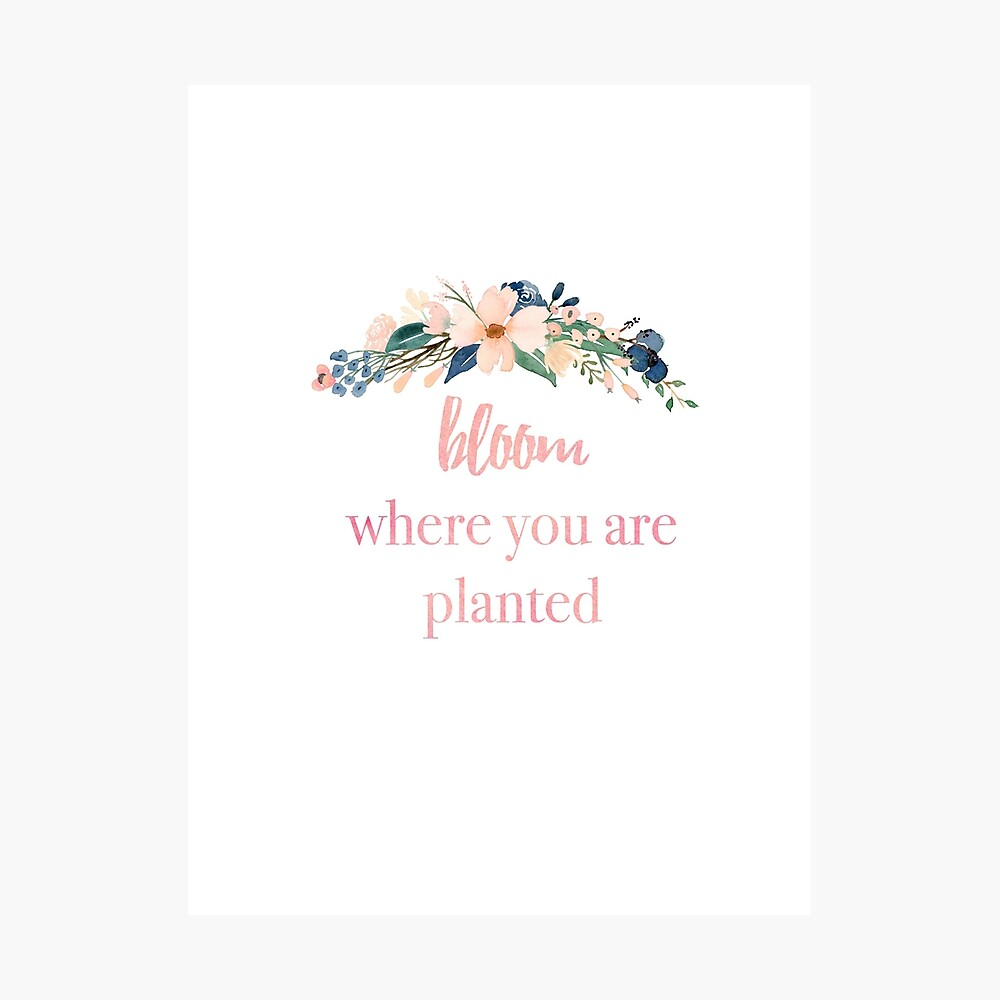 Tumblr Quote Photographic Print By Yenahjoe Redbubble