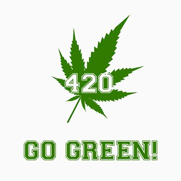 Go Green! by TravisCallahan