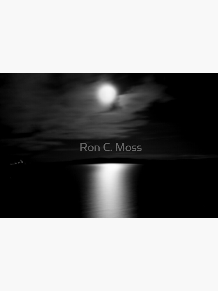 Ferry Moon by ronmoss