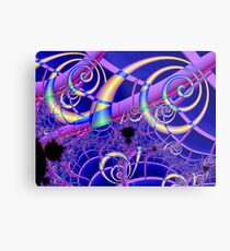 Symphony in C# Minor Metal Print