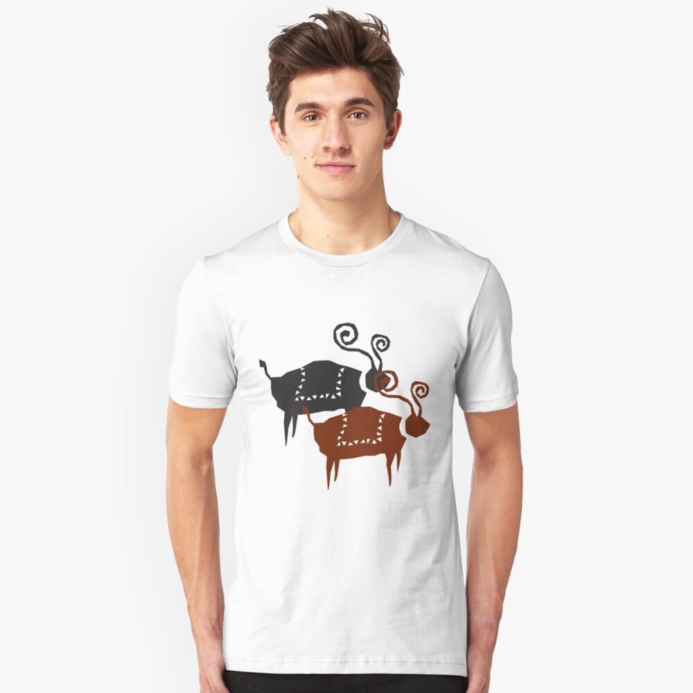 Primitive Antelope Unisex T-Shirt Front