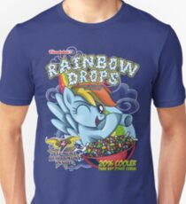 Rainbow Drops - Total Awesome! Unisex T-Shirt