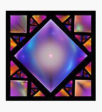 'Squares 7' Photographic Print